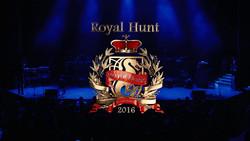 Royal Hunt - 2016 (25 Anniversary) [2017] (Blu-ray)