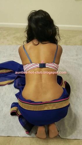 back sitting aunty indian nude