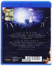 DGM - Passing Stages: Live in Milan and Atlanta (2017) [Blu-ray]