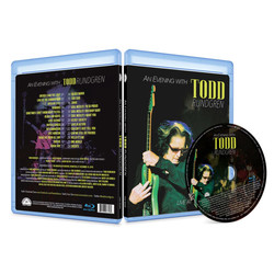 Todd Rundren - An Evening With Todd Rundgren: Live at the Ridgefield (2016) [Blu-ray]
