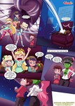 New Star Vs the Forces of Evil sex comic from Palcomix - Saving Princess Marco - Ongoing