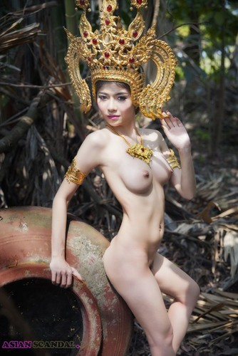 Thai Alice Model Naked Photos