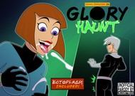 Incognitymous Glory Haunt Danny Phantom with his mother Meddie